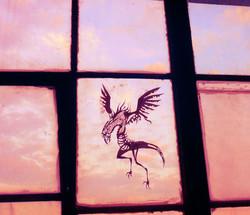 hraesvulg shadow puppet - Liz Kosack