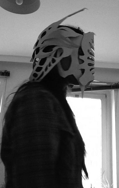 trunk mask side