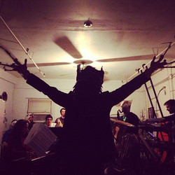 conduction Red Hook  - Liz Kosack