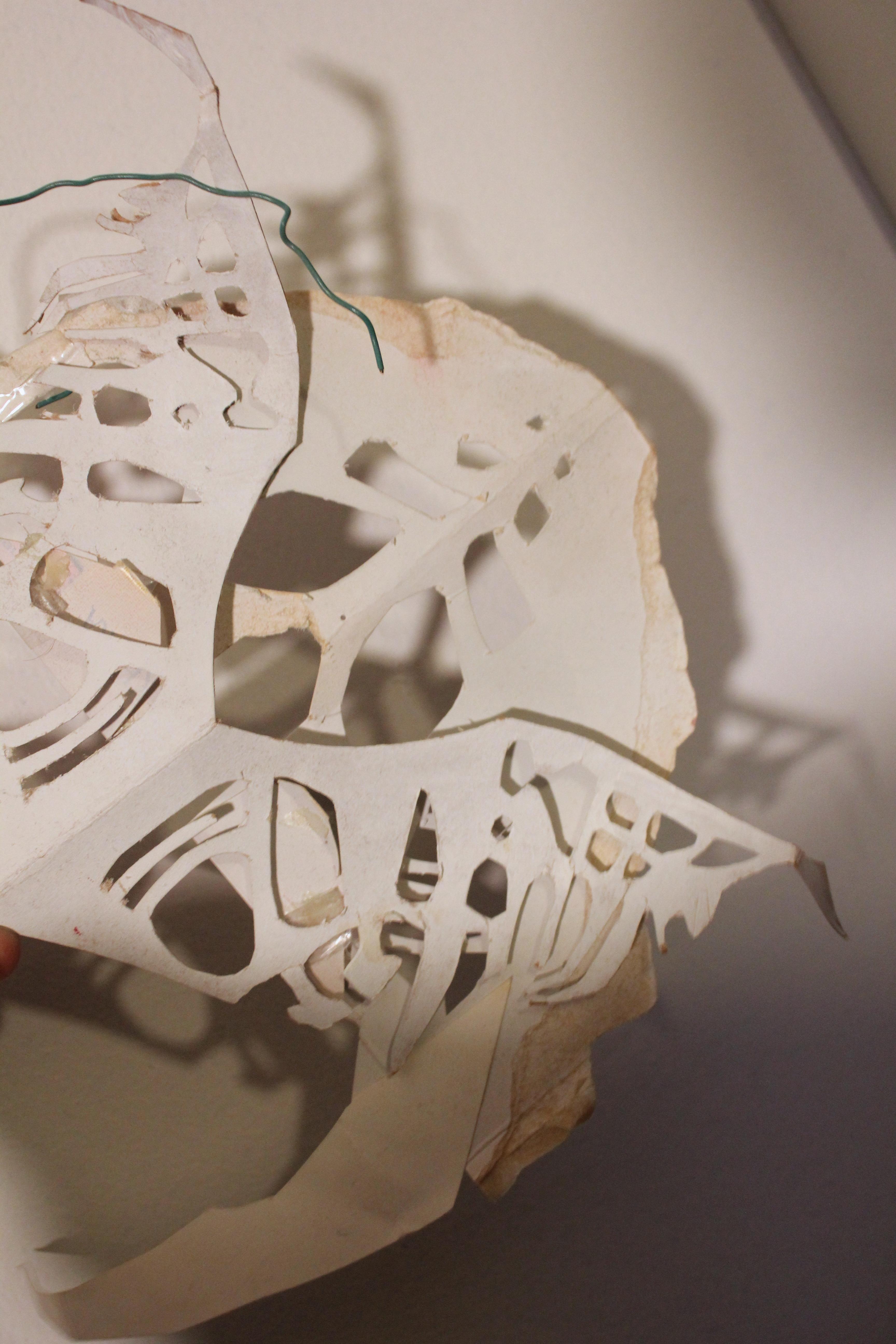 bone mask - Liz Kosack