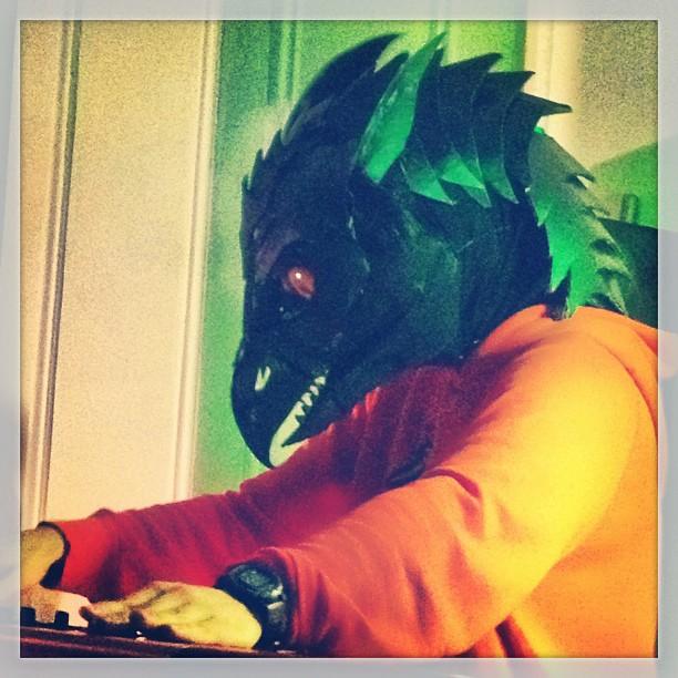 VAX dragon - Liz Kosack