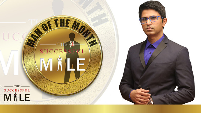 The Successful Male Announces December Man Of The Month - Dev Gadhvi: Passionpreneur Mentor