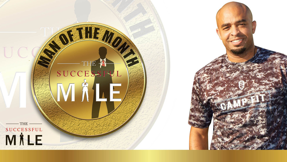 The Successful Male Announces September Man Of The Month - Rob Howze: The Empowerment Artist