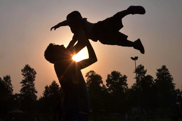 What Being A Dad Has Taught Me