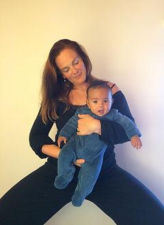 Rückbildungsyoga mit Baby Bremgarten
