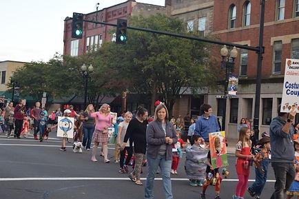 Ravenna Balloon A-Fair Children's Parade