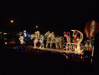 Balloon A-Fair Christmas Parade!