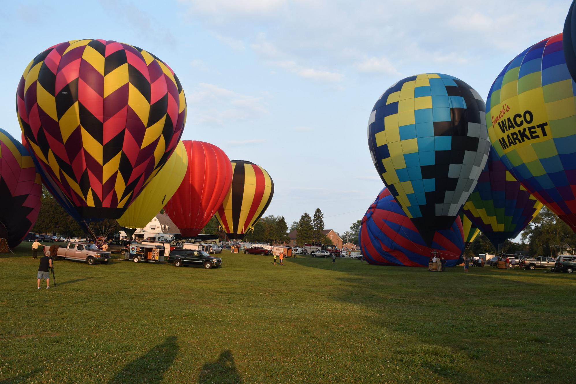 Ravenna Balloon A-Fair   Ravenna, OH