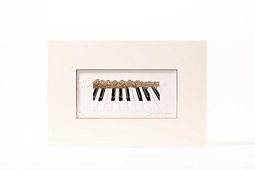FLÛTE TRAVERSIÈRE PIANO