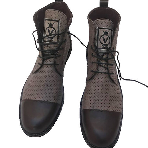 Crocky Boots Grey