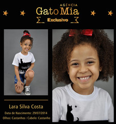 Composite Exclusivo Agencia - Lara Silva