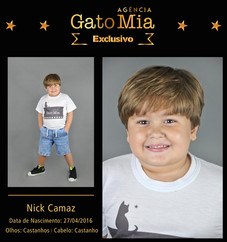 Composite Exclusivo Agencia - Nick Camaz
