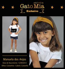 Composite Exclusivo Agencia - Manuela do