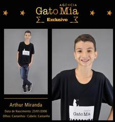 Composite Exclusivo Agencia - Arthur Mir