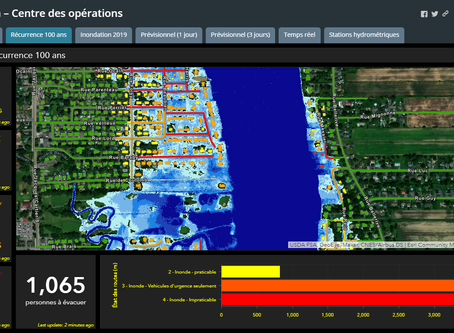 E-NUNDATION: for proactive flood risk management