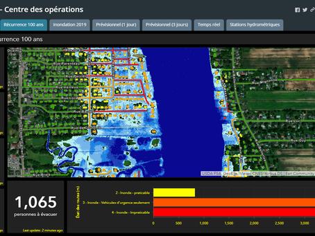 E-NUNDATION : pour une gestion proactive des risques d'inondation
