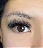 eyelash extensions Naperville Mega volum