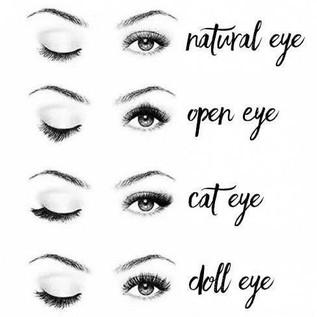 4 stylies eyelash extensions Smiling Lash Lounge