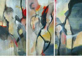 Revolution 3 2 1 ( triptych )