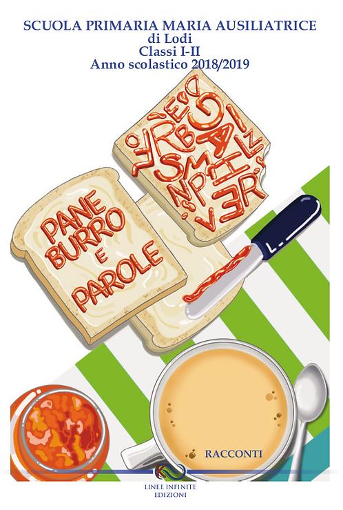 PANE, BURRO E PAROLE - CLASSI I-II