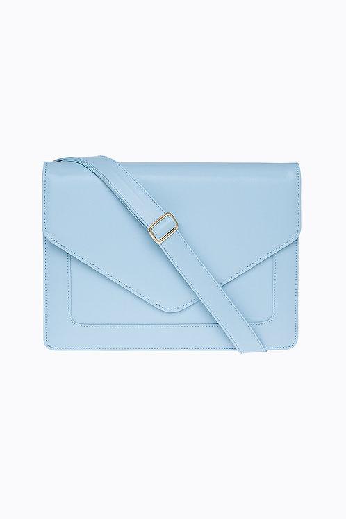 Looqatme Bag Mavi - Laptop ve Evrak Çantası-15.6inç