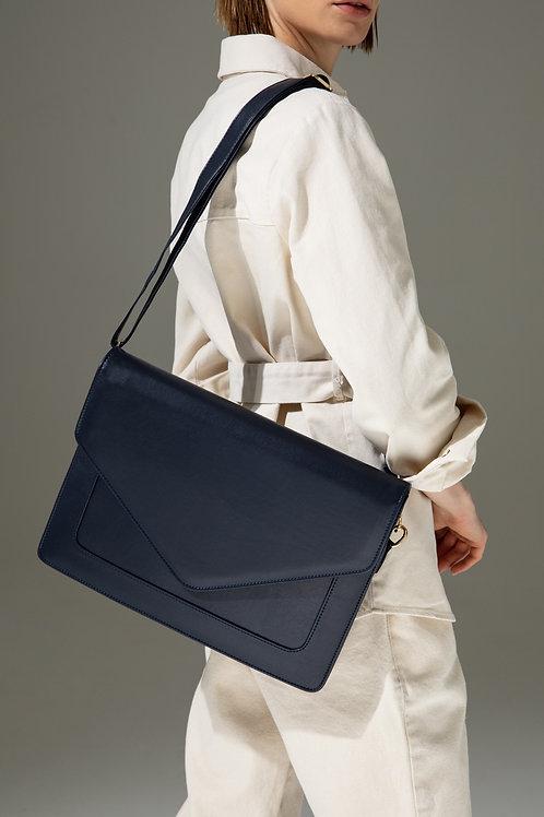 Looqatme Bag Lacivert- Laptop ve Evrak Çantası