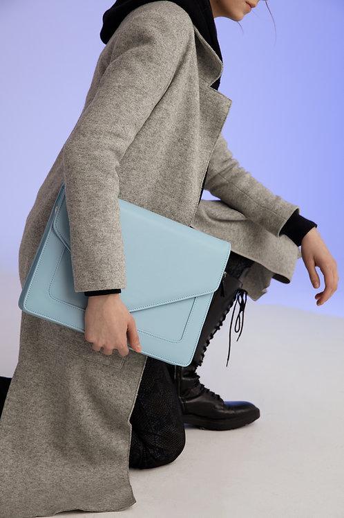 Looqatme Bag Mavi-Laptop ve Evrak Çantası