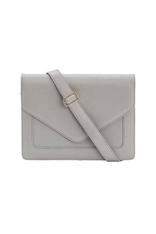Looqatme Bag Gri -  Laptop ve Evrak Çantası-15.6inç