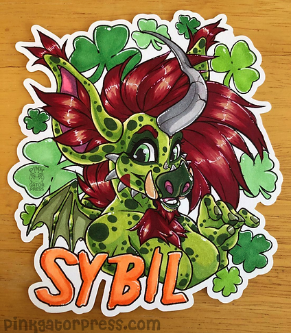 Sybil marker badge.png