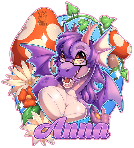 Anna deluxe badge.png