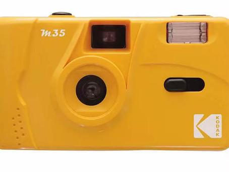 コダックM35 フィルムカメラ入荷