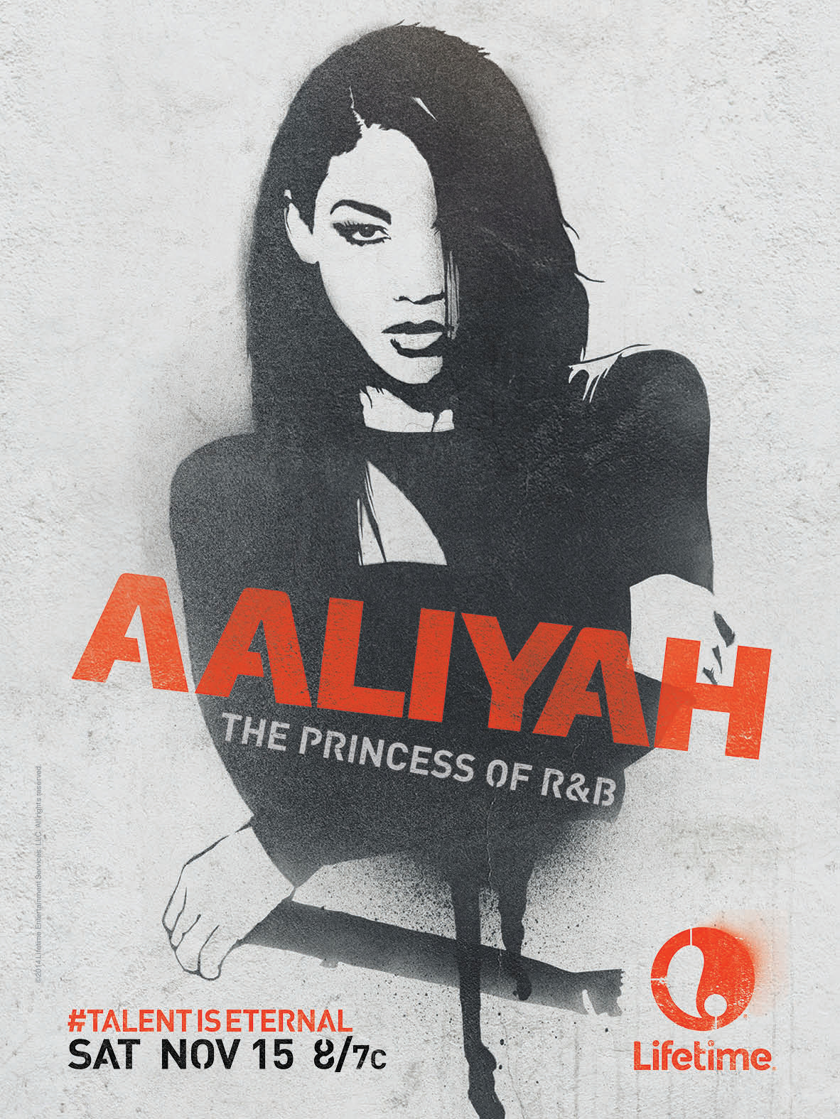 AALIYAH THE PRINCESS OF R&B