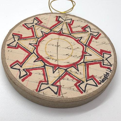 Oglala Ornament