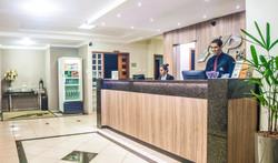 Recepção Hotel em Jaboticabal