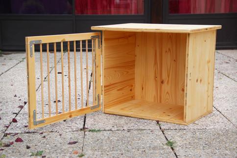 La cage de Léon