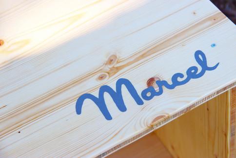 La cage de Marcel