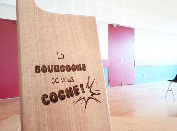La Bourgogne ça vous cogne !