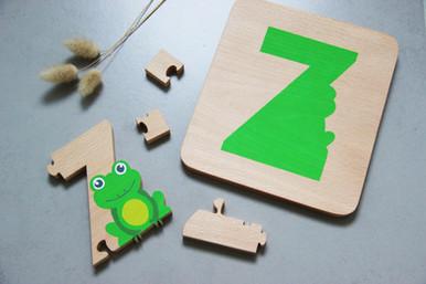 Le puzzle de Zoé