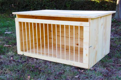 Cage pour canidé