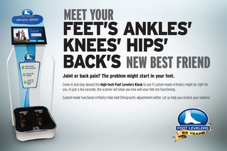 Got Pain? Look to the feet.