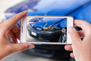 Car Accident Pictures in Dover Delaware: Documenting damage and injuries
