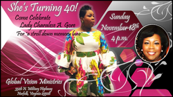 FLYER - She's Turning 40_Charalese A