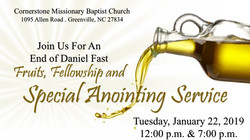 FLYER - Fruits and Fellowship and Specia