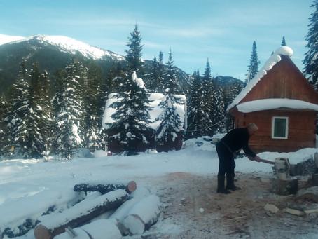 Winterlicher Altai Urlaub