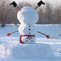 Winterurlaub in Sibirien