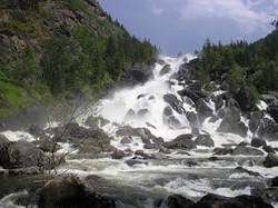 Wasserfall Utschar