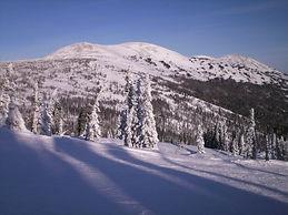 Winter in Sibirien