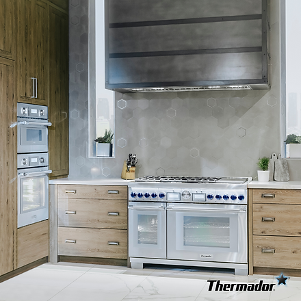 Thermador - Beyond luxury appliance