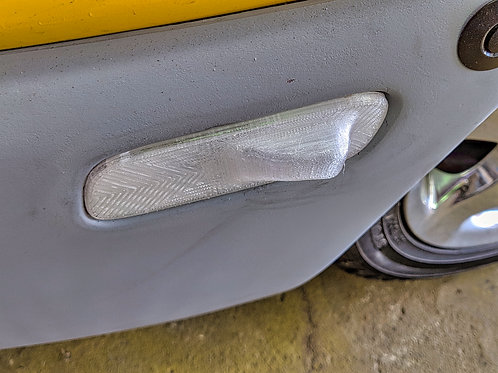 SC300/400 Clear Bubble Side Markers