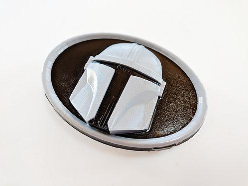 Mando Helmet Scion/Corolla iM Front Emblem